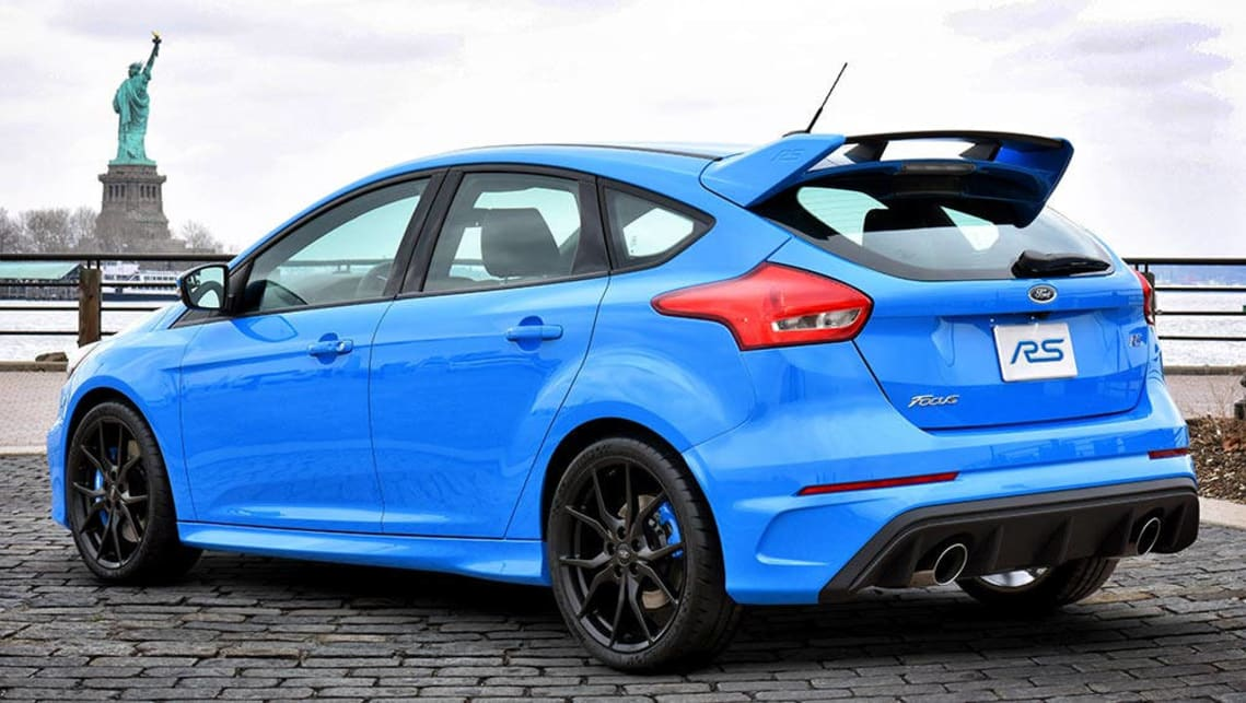 2016 Ford Focus Rs New Car Sales Price Car News Carsguide