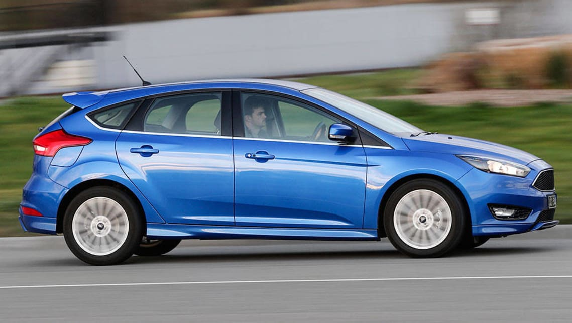 2015 Ford Focus Hatch Review First Drive Carsguide