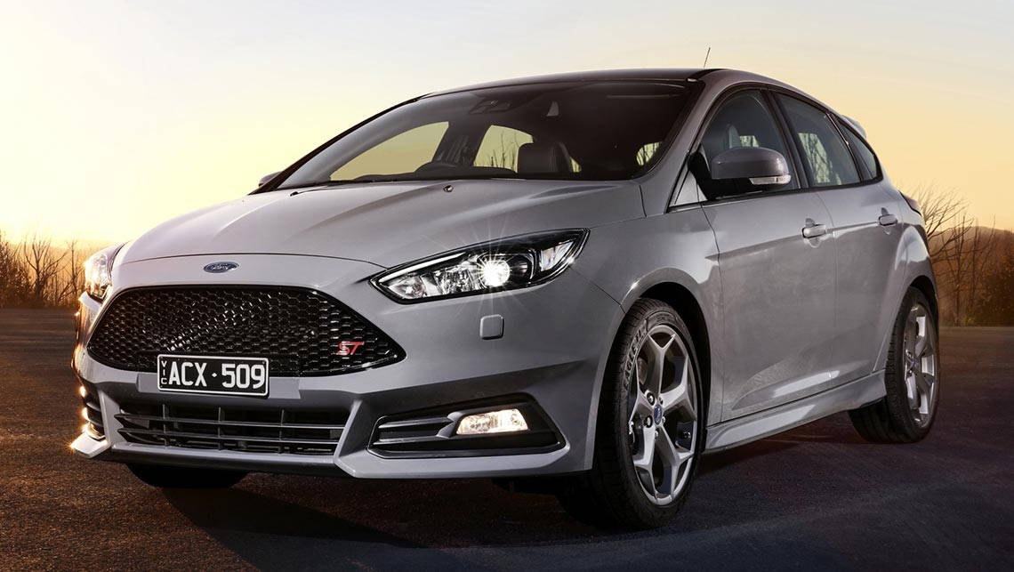 ford focus st 2015 review | carsguide