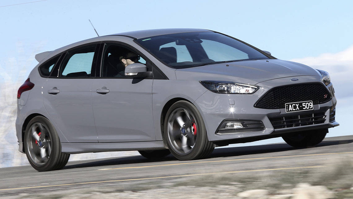 ford focus st 2016 review | carsguide