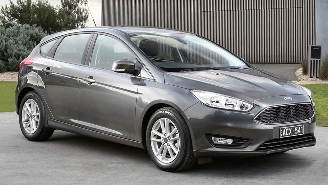 2015 ford focus hatch review first drive carsguide. Black Bedroom Furniture Sets. Home Design Ideas
