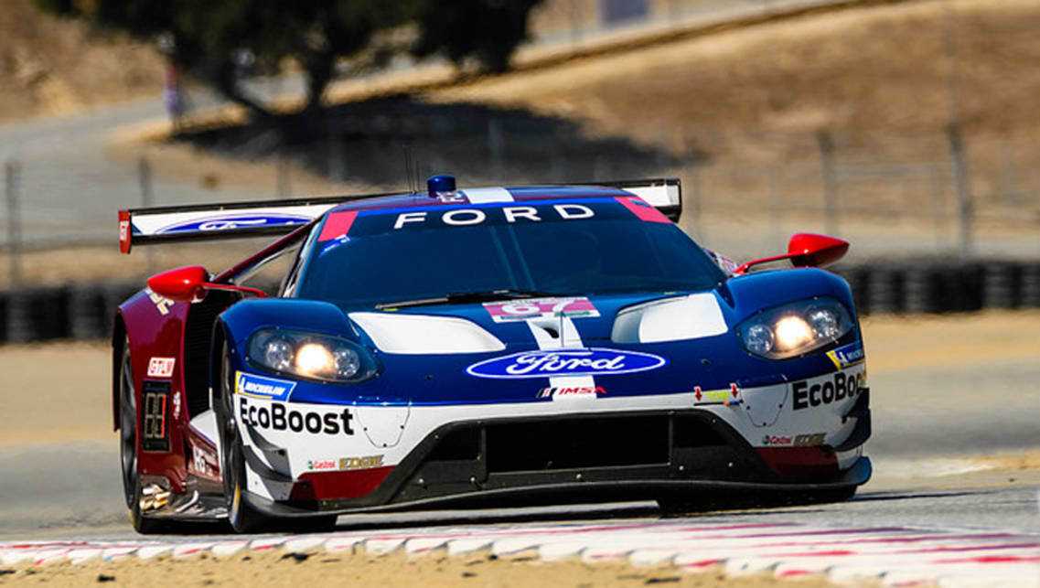 Bathurst   Ford Gt And Aussie Ace Ryan Briscoe Fired Up For Great Race