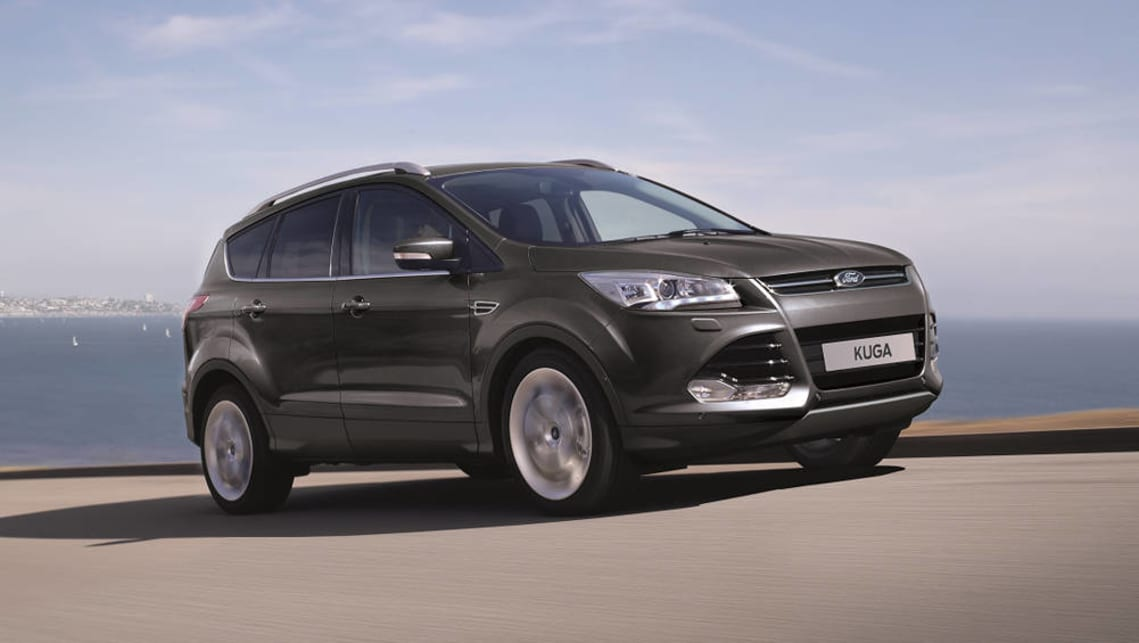 Ford recalls Fiesta ST Kuga over engine fire risk  Car News