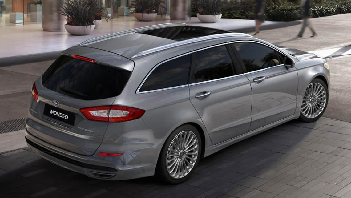 2015 Ford Mondeo Detailed Car News Carsguide