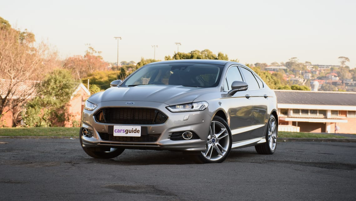Ford Mondeo 2018 review: Titanium hatch