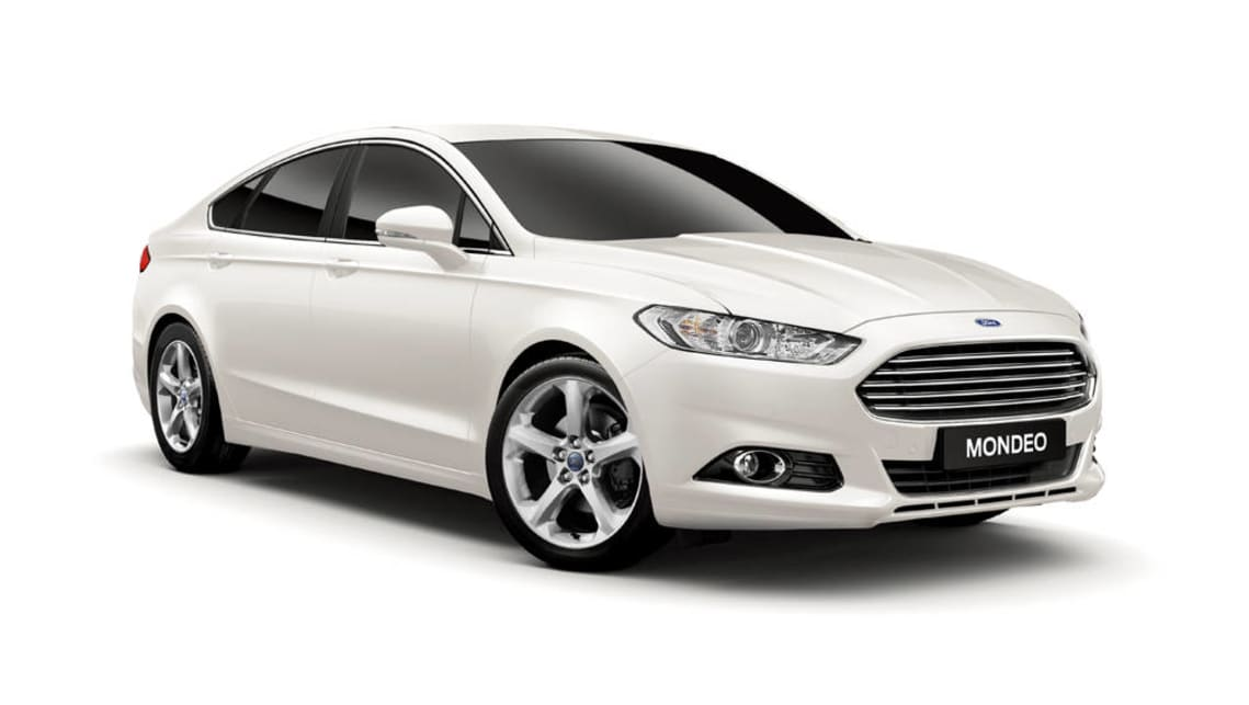 Ford Mondeo 2015 White >> Ford Mondeo 2017 | new car sales price - Car News | CarsGuide