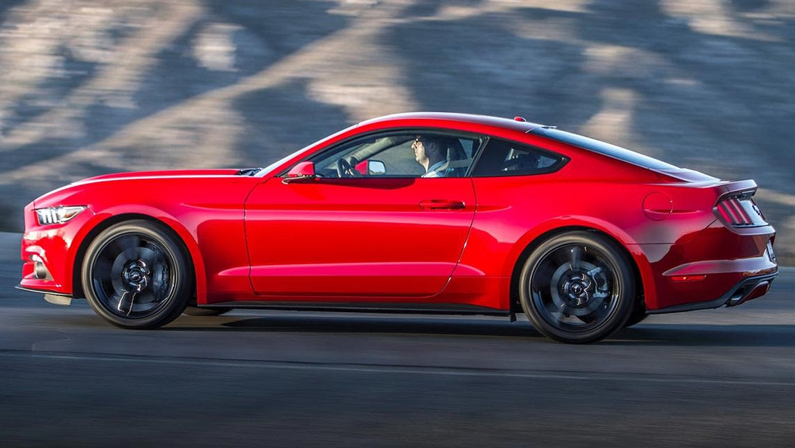 2016 mustang 4 cylinder