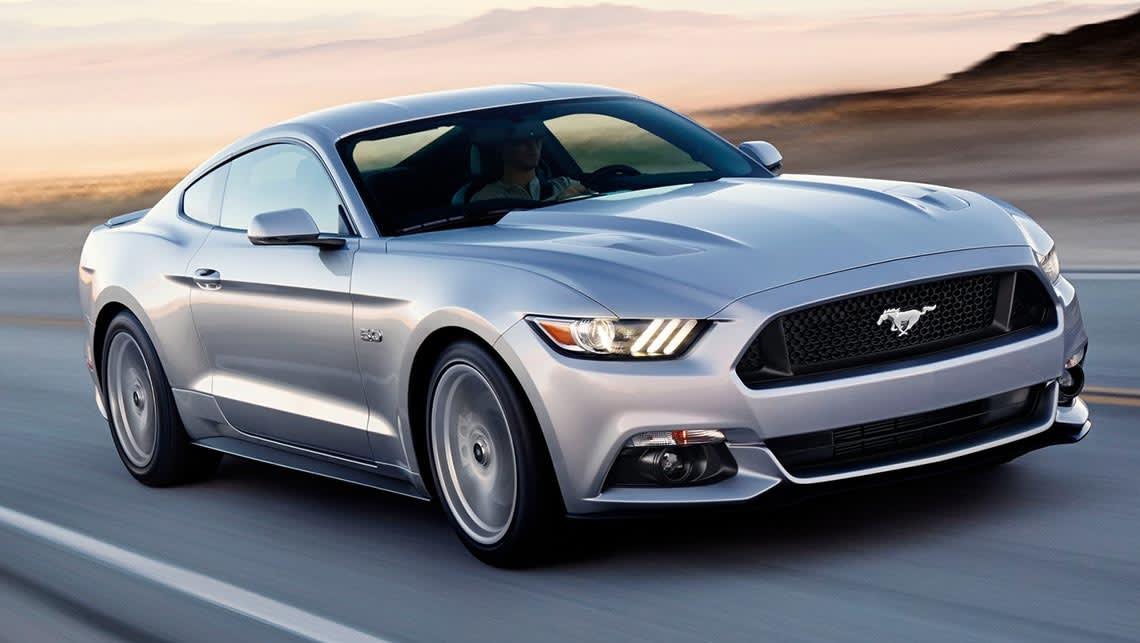 Ford Mustang V  Ford Mustang V