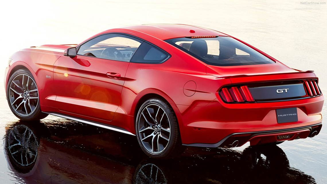 Ford Mustang Gets Price Hike After 2016 Sellout