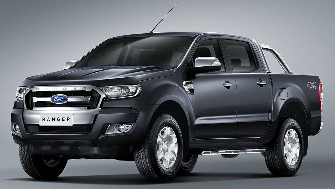 2015 PX MkII Ford Ranger