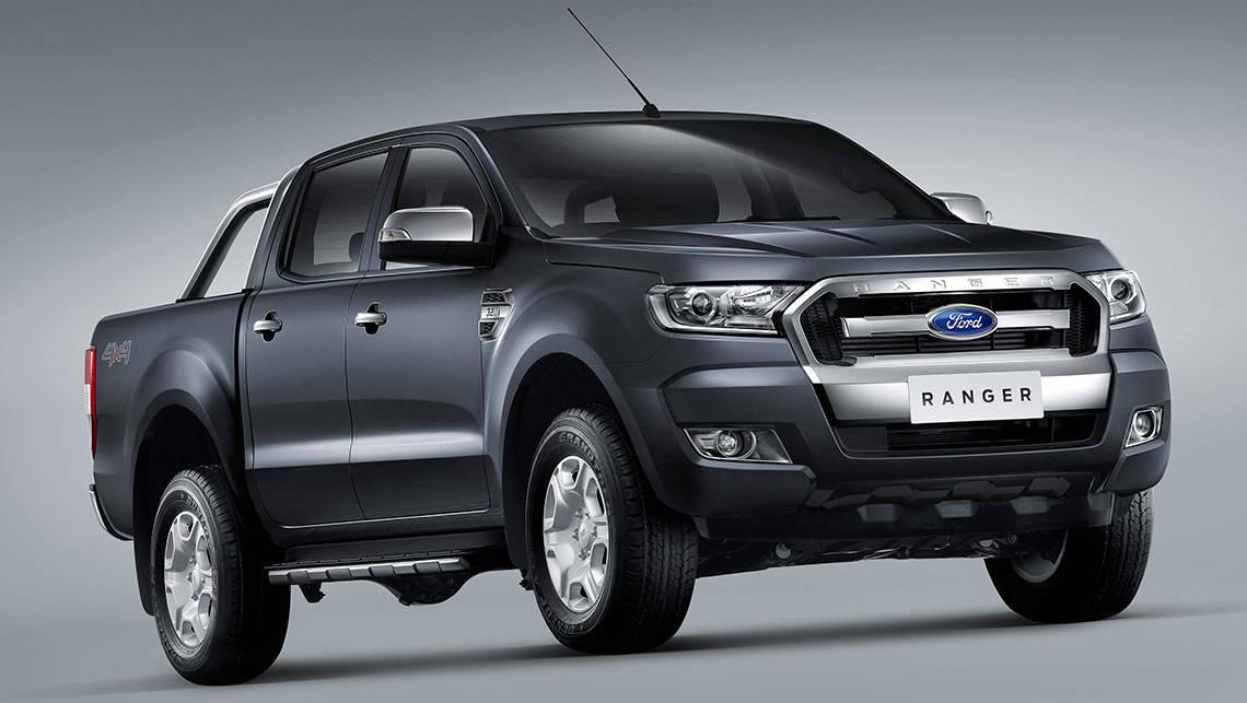 2015 ford ranger revealed - car news | carsguide