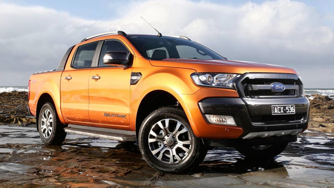 2015 Ford Ranger Review First Drive Carsguide