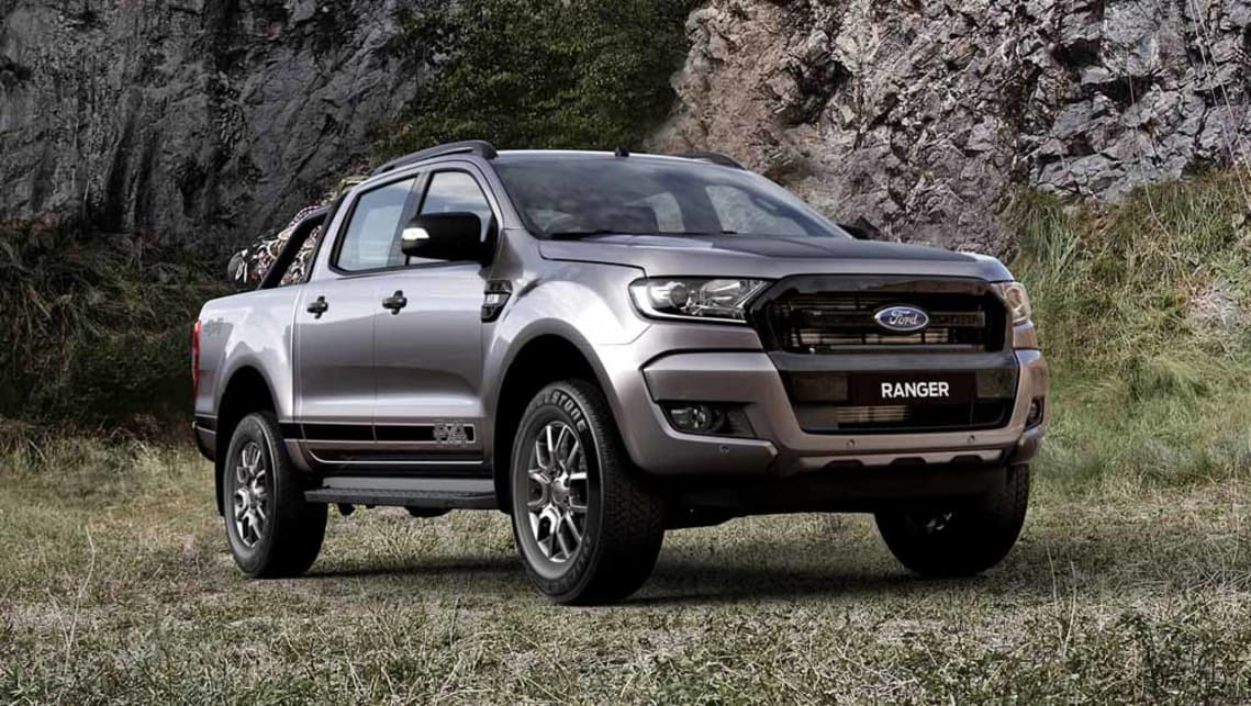 2017 ford ranger fx4 new car sales price car news carsguide. Black Bedroom Furniture Sets. Home Design Ideas