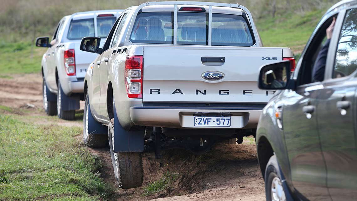 ford ranger xl 2014 review carsguide. Black Bedroom Furniture Sets. Home Design Ideas