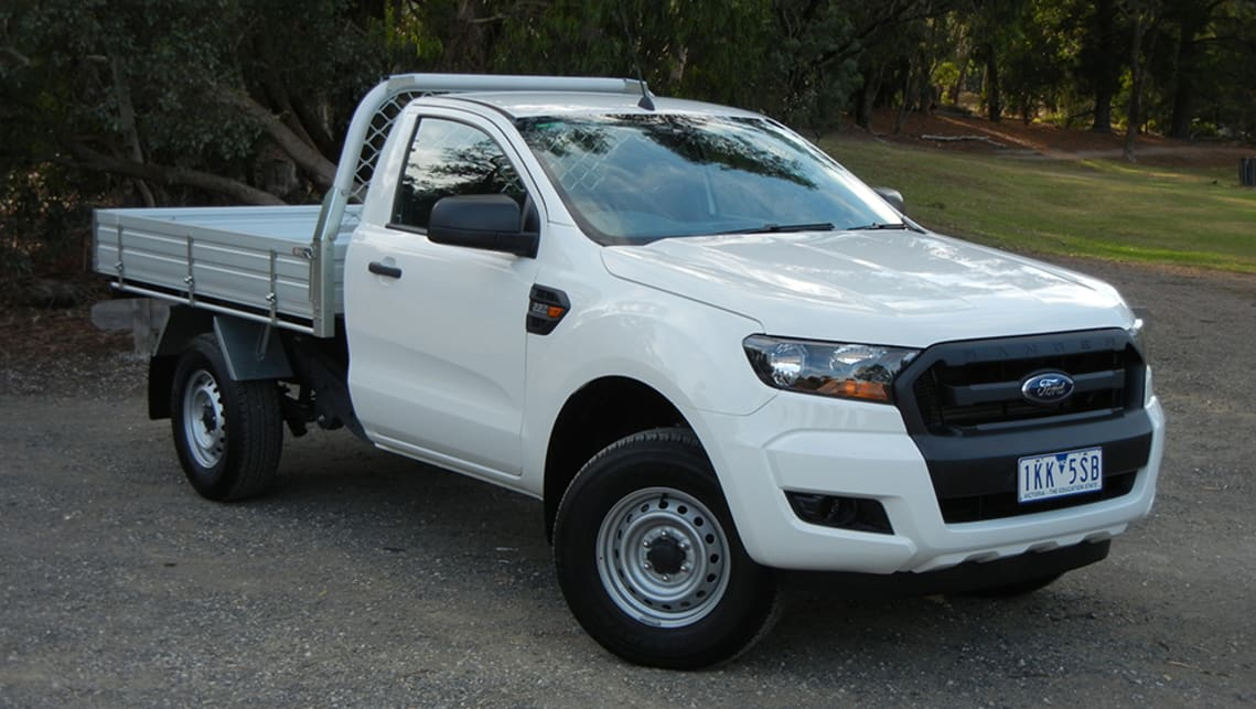Ford Ranger XL single cab Hi-Rider 2018 review | CarsGuide
