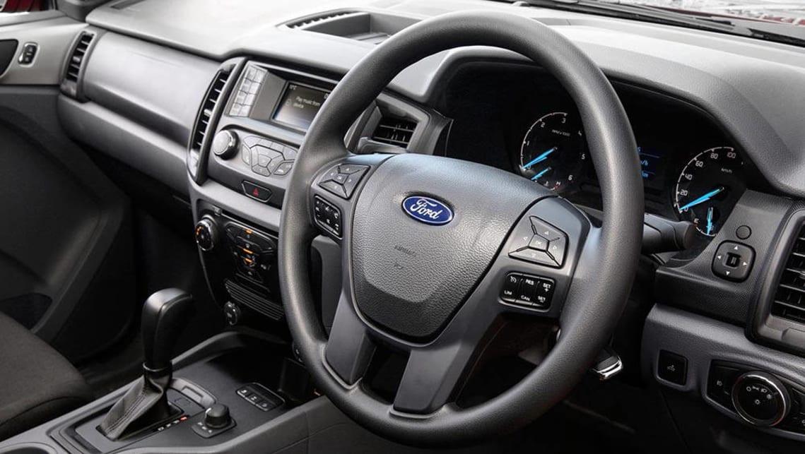 2016 ford ranger xls 4x4 2 2l auto dual cab review road