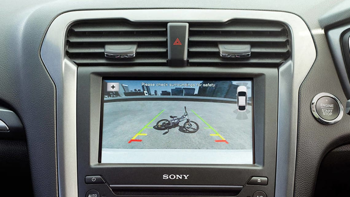 ford sync 3 multimedia system review car advice carsguide. Black Bedroom Furniture Sets. Home Design Ideas