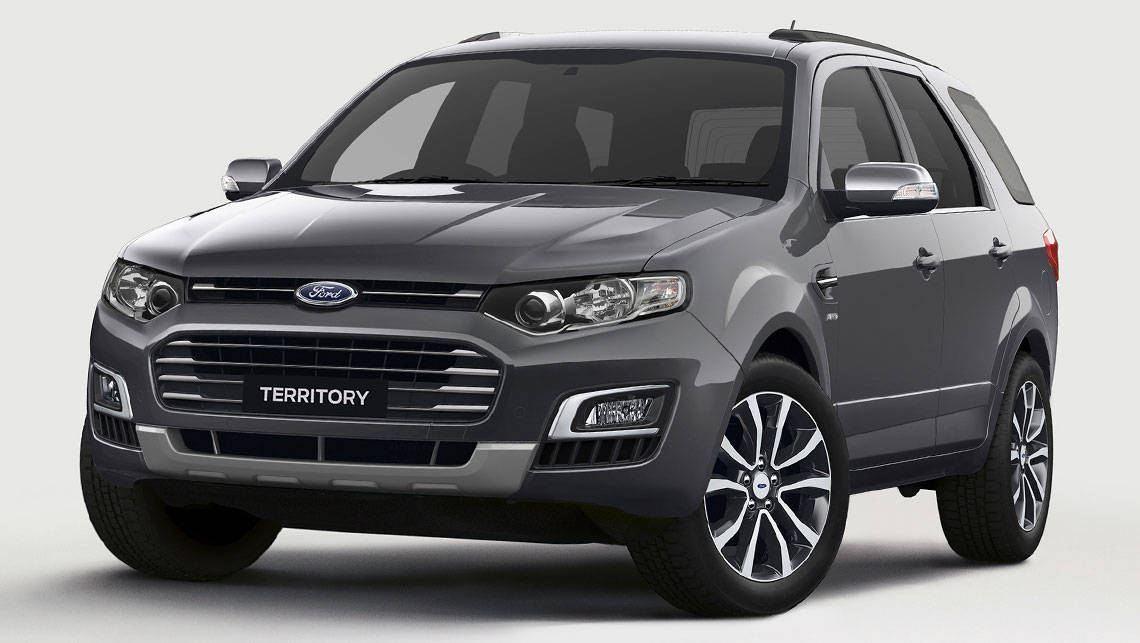 Ford territory 2015 for sale
