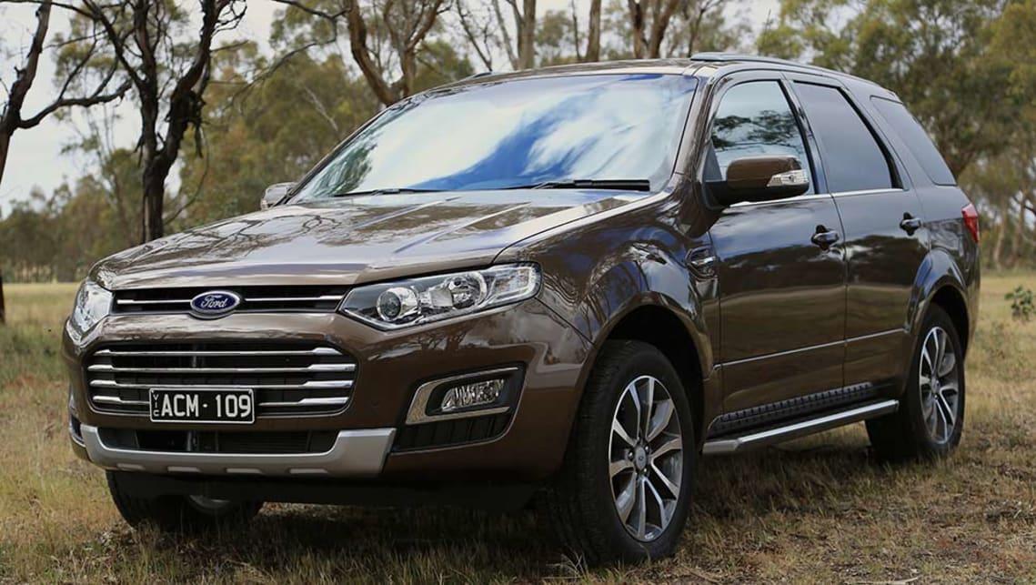 Ford Territory Titanium 2016 Review Carsguide