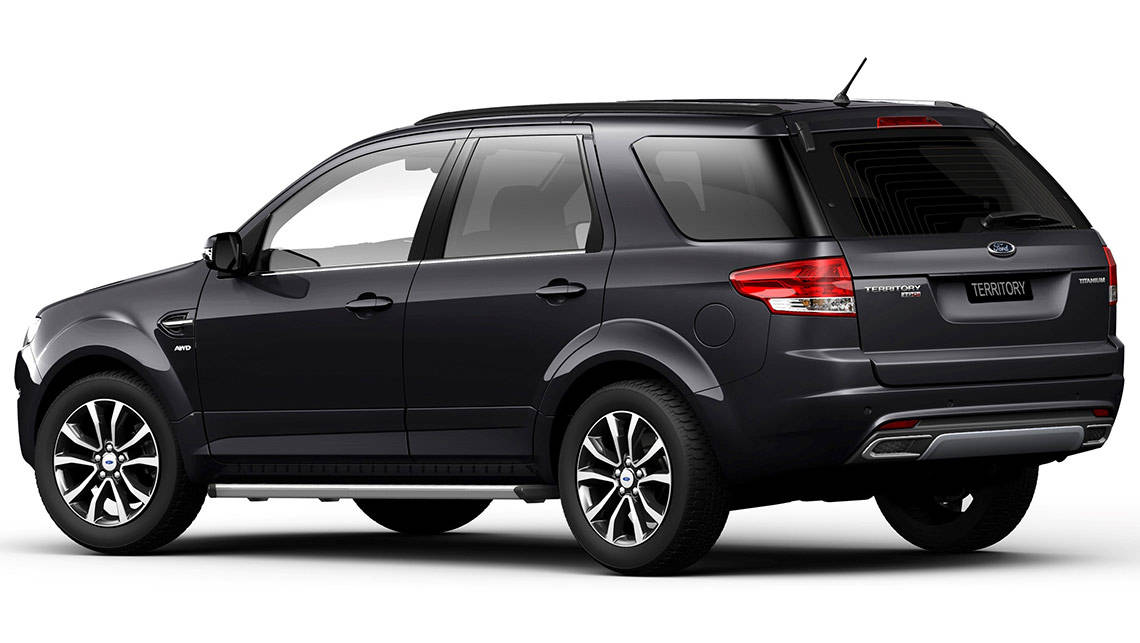 2015 SZ MkII Ford Territory | new car sales price - Car ...