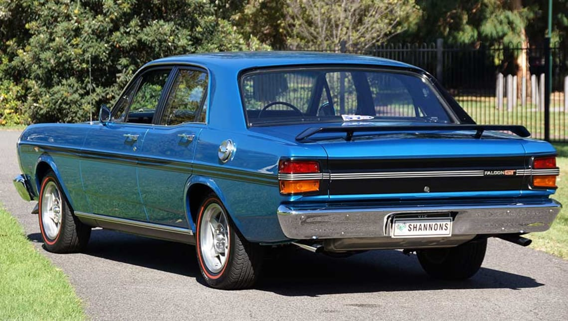 1971 XY Ford Falcon GTHO Phase 3