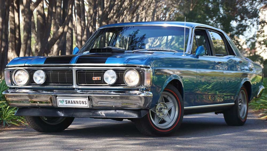 ford gtho