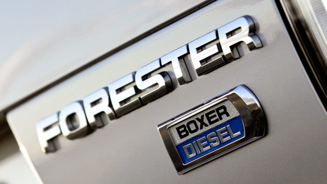 Subaru Forester diesel: Discontinued or can you still buy them