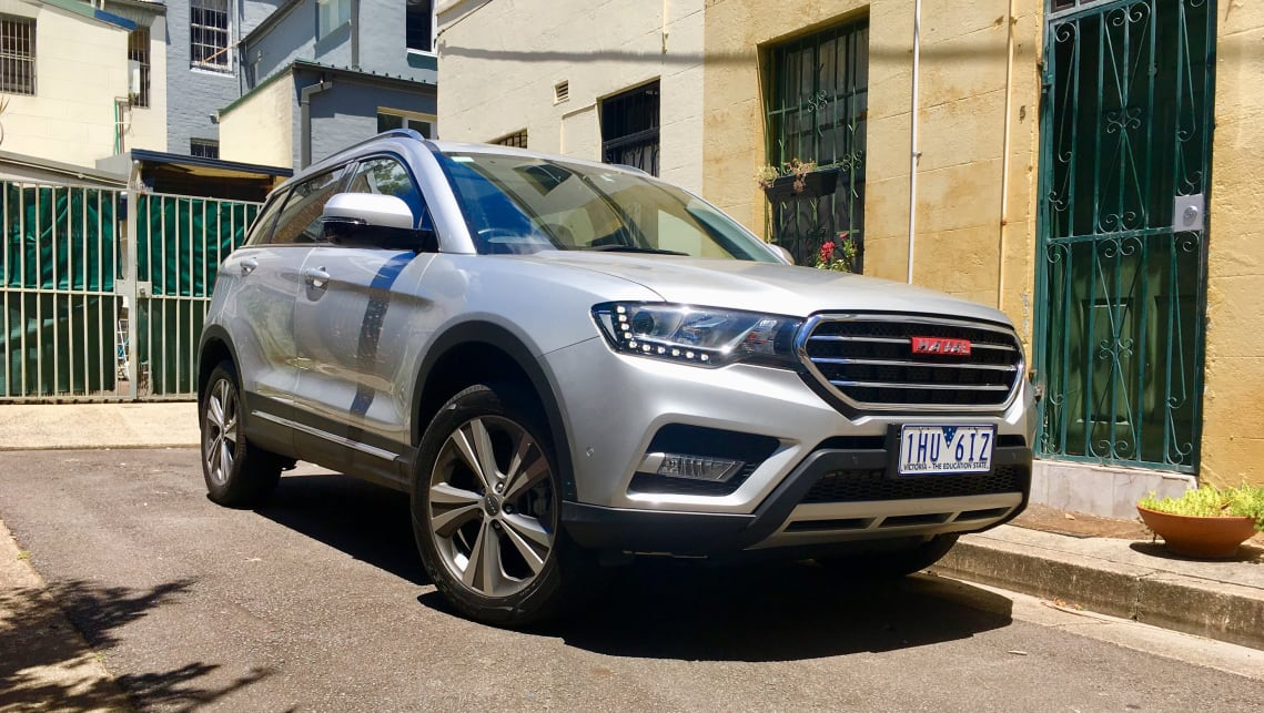 Haval H6 2018 Review