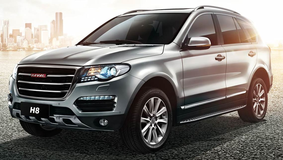 Haval stalls as Chinese car sales evaporate in Australia - Car News ...