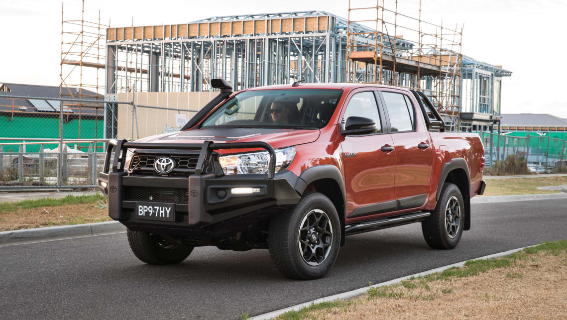 Toyota Hilux Diesel >> Is The Toyota Hilux Diesel Only Car Advice Carsguide