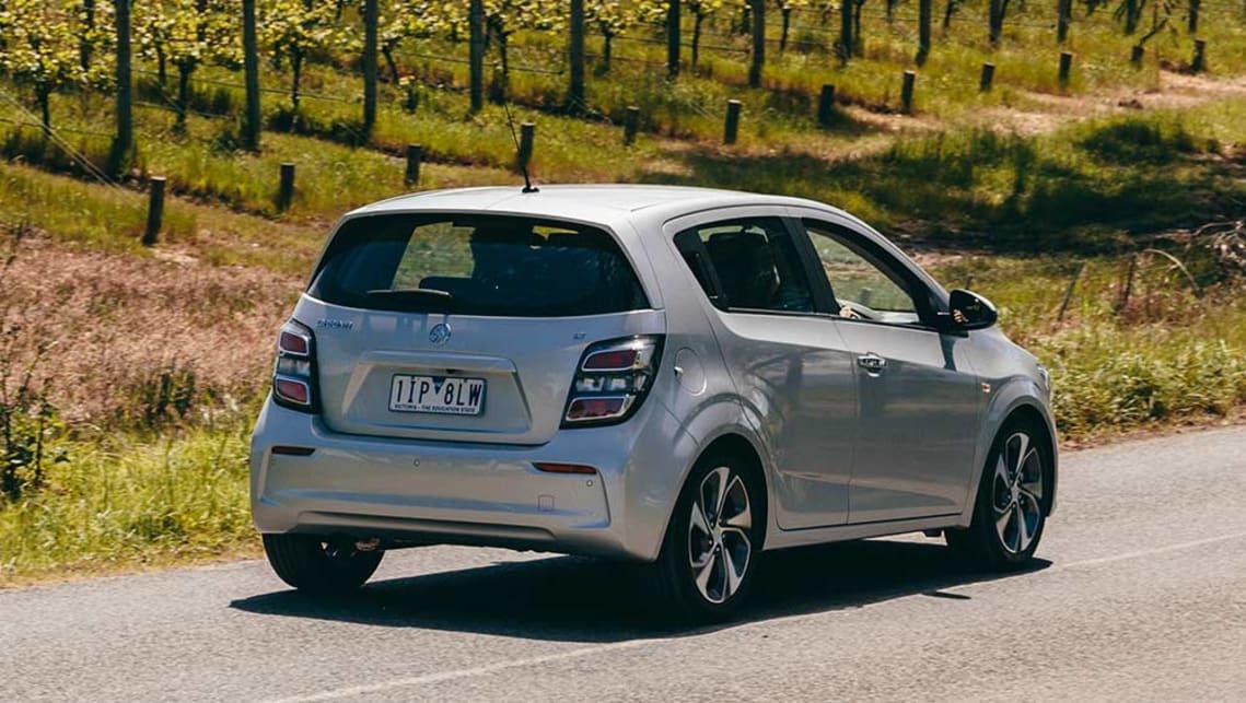Holden Barina 2017 New Car Sales Price Car News