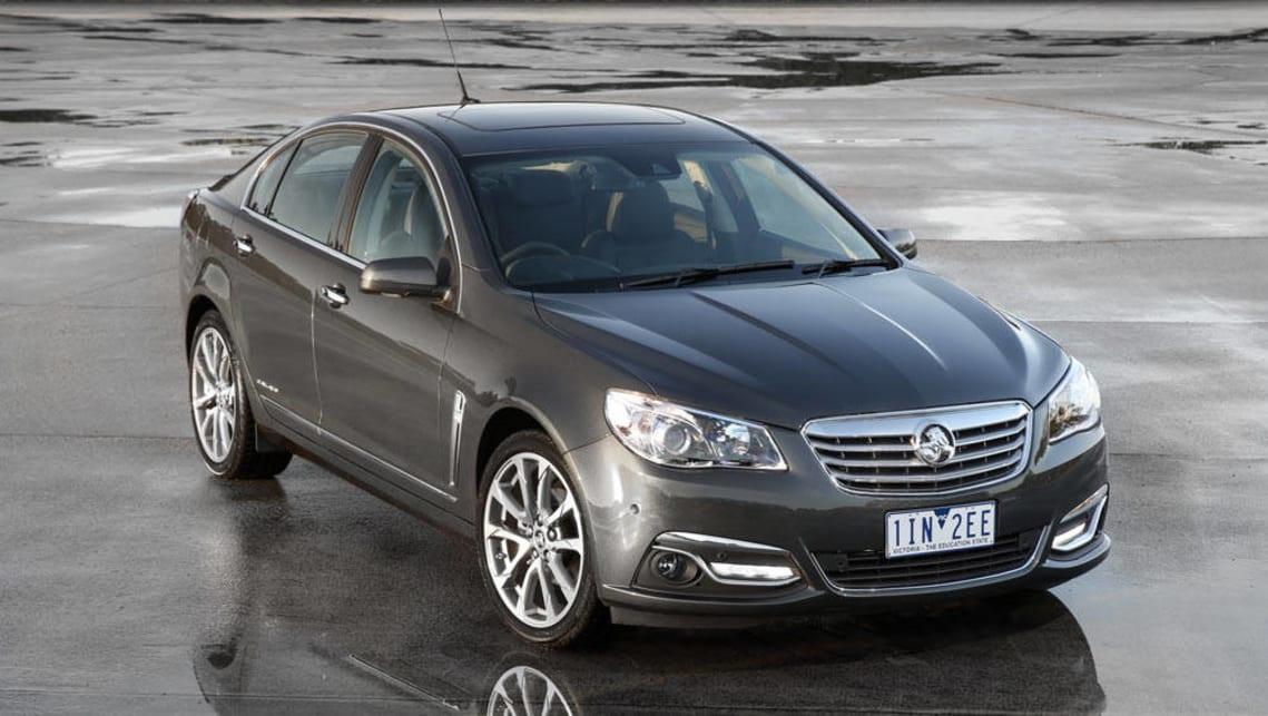 Ss Auto Sales >> 2017 Holden Commodore VFII range | new car sales price ...