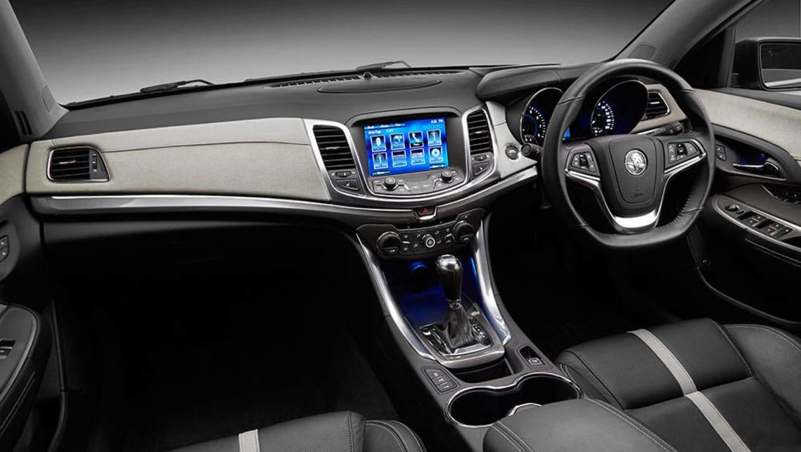 Holden Calais V Sportwagon 2015 Review Carsguide