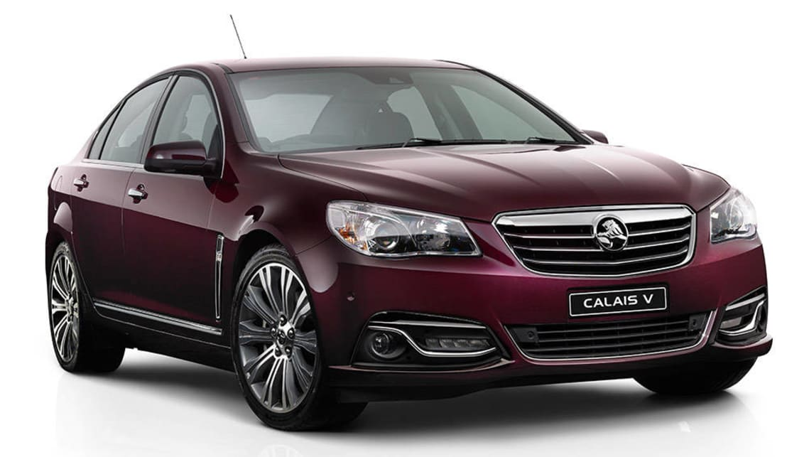 5 Star Auto >> 2015 Holden Calais V Sportwagon review   road test   CarsGuide