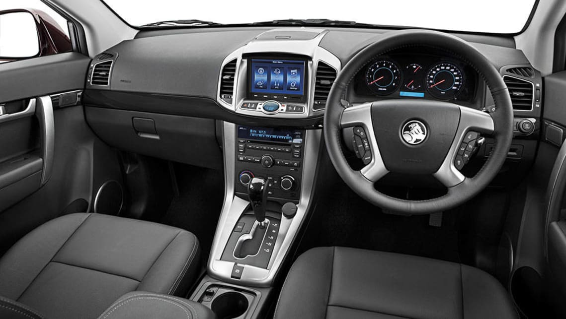 Holden Captiva Used Review 2008 2013 Carsguide