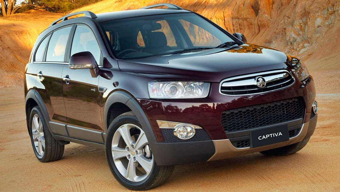 Used Holden Captiva review: 2008-2013 | CarsGuide