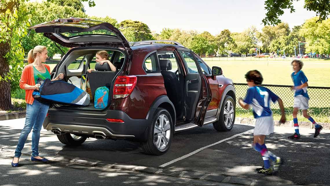 2014 Holden Captiva 7 LTZ diesel review | CarsGuide