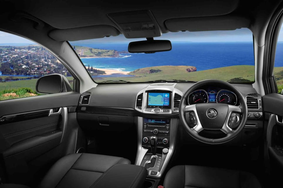 List 7 Seater Cars >> 2014 Holden Captiva 7 LTZ diesel review | CarsGuide
