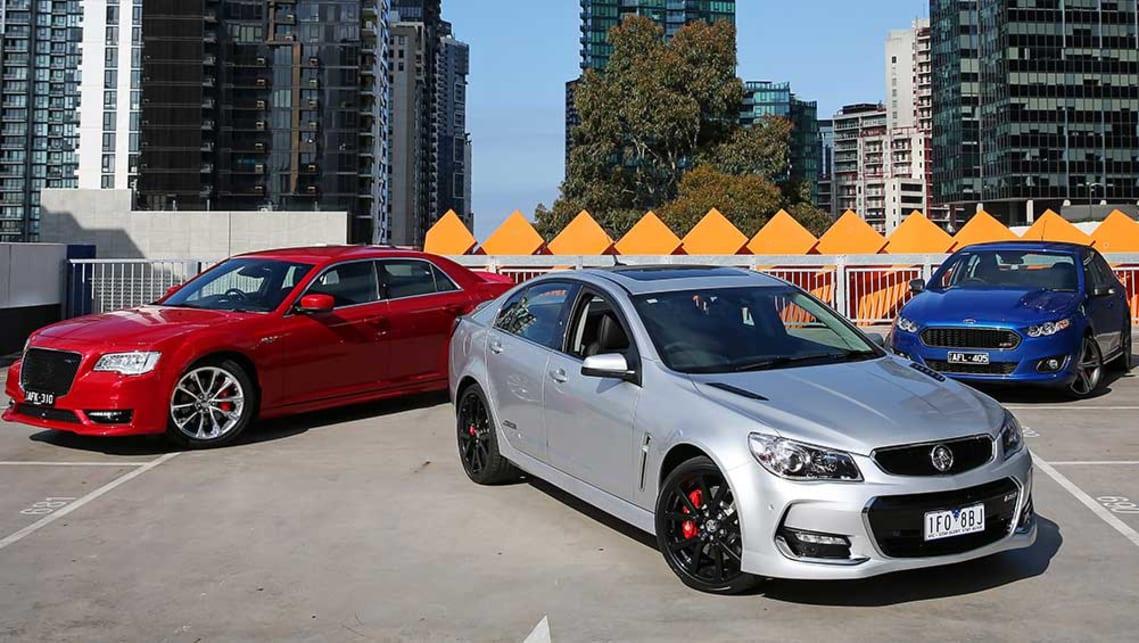 Innovative 2015 Holden Commodore SSV Redline Chrysler 300 SRT And