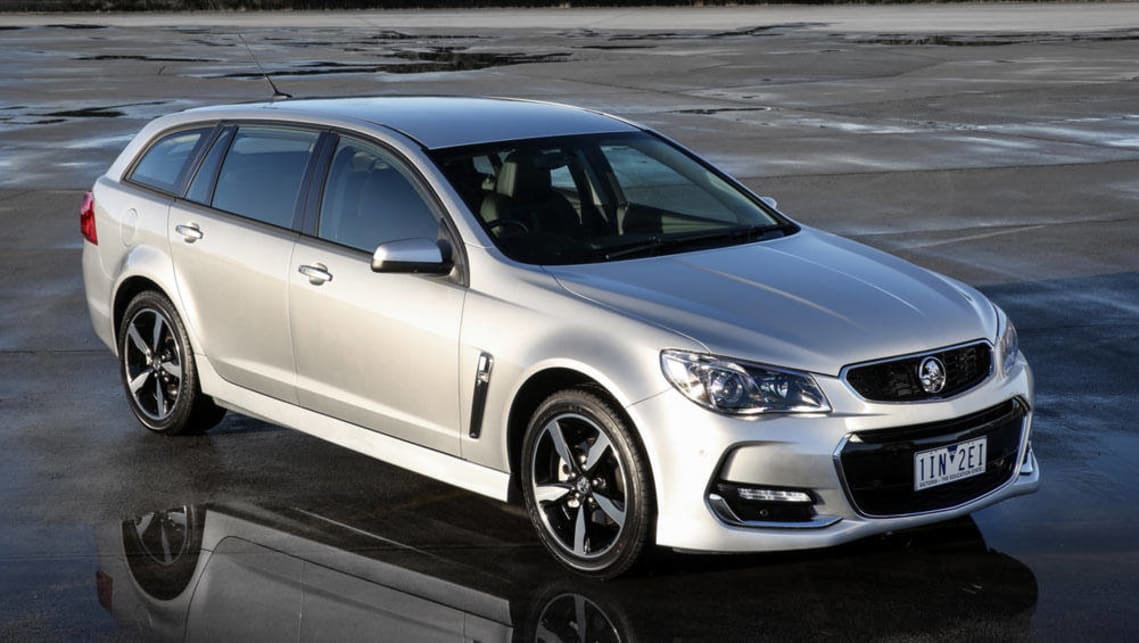 2017 Holden Commodore Vfii Range New Car Sales Price