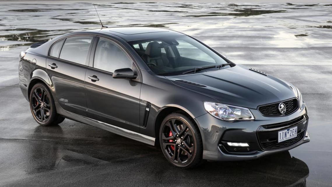 2017 holden commodore vfii range new car sales price car news 2017 holden commodore vfii range new car sales price car news carsguide sciox Gallery