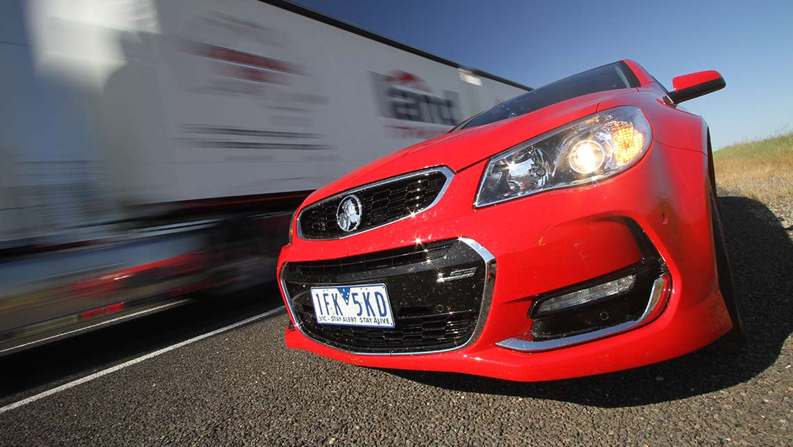 2015 Holden Commodore SS-V Redline | Car of the Year video - Car