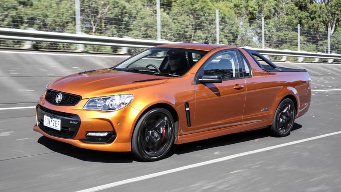 2017 Holden Commodore SSV R sedan