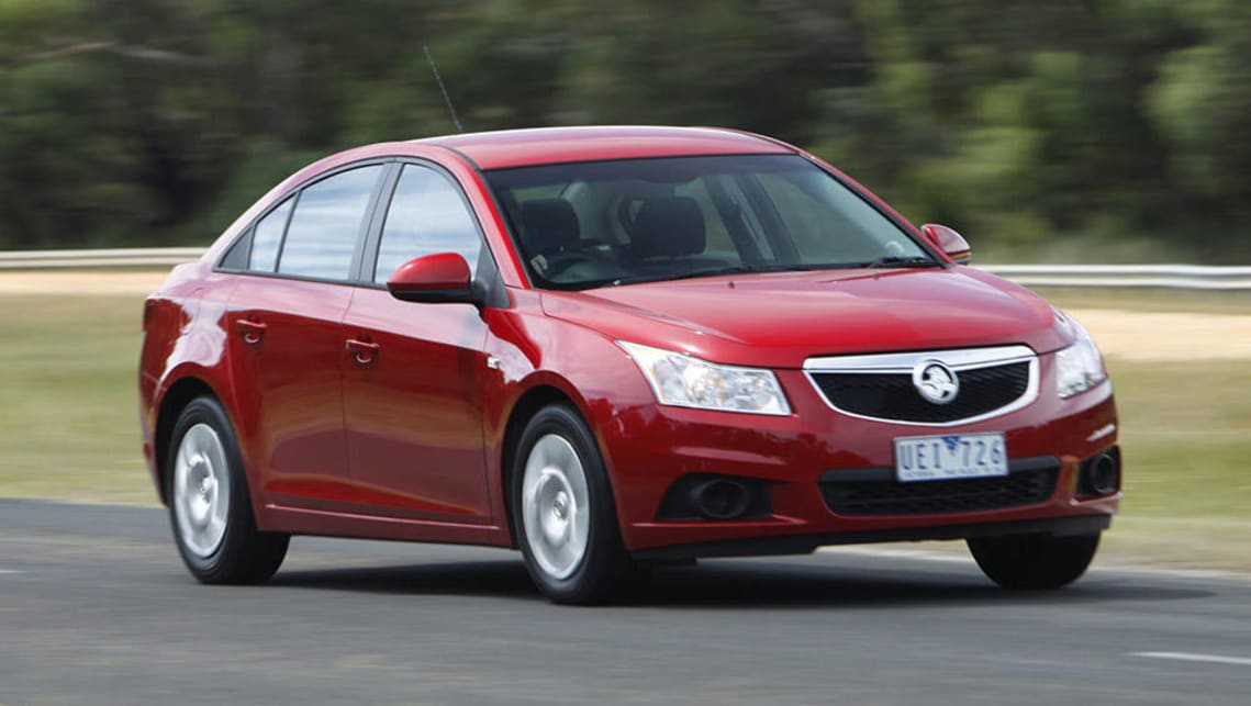 Used Holden Cruze Review 2017