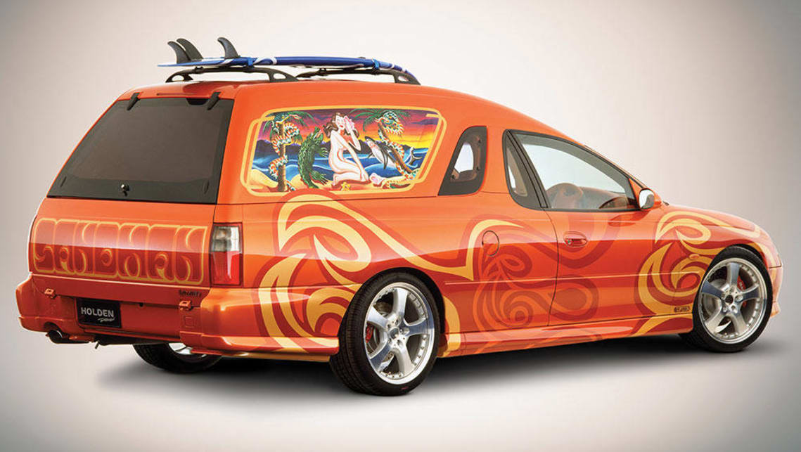 Holden To Quot De Bogan Quot Its Image Car News Carsguide