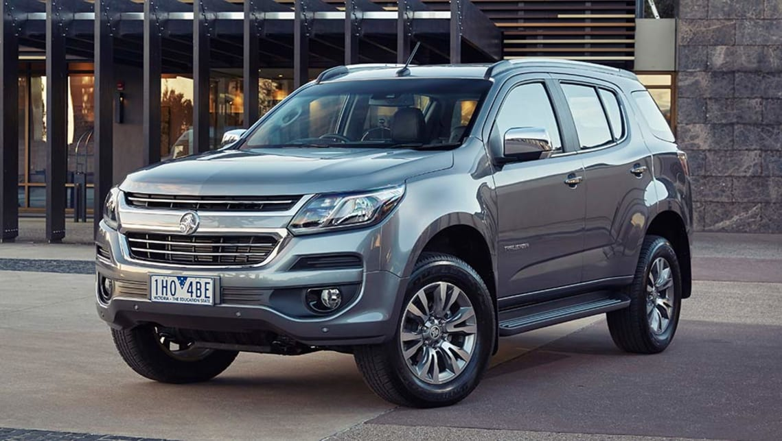 Chevy Blazer 2018 Price >> Holden Trailblazer LT 2017 review | CarsGuide