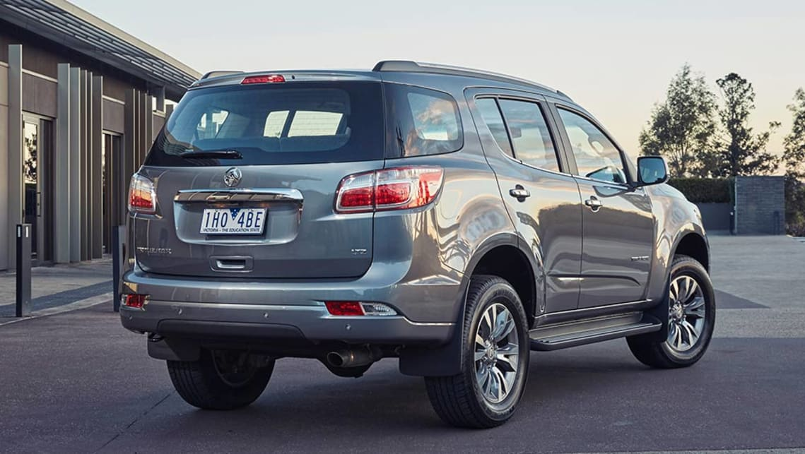 Holden Trailblazer LT 2017 review | CarsGuide