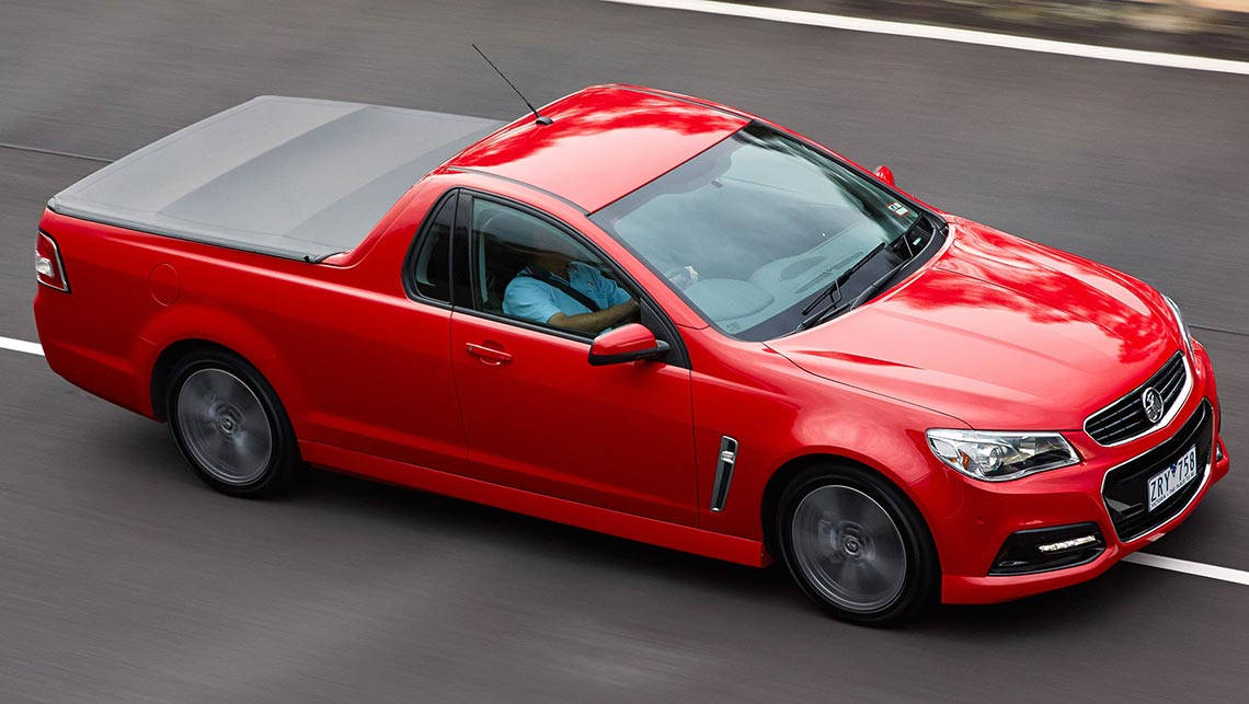 2015 holden ute sv6 review carsguide