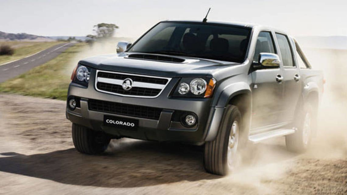 Used Holden Colorado Review 2008 2011 Carsguide