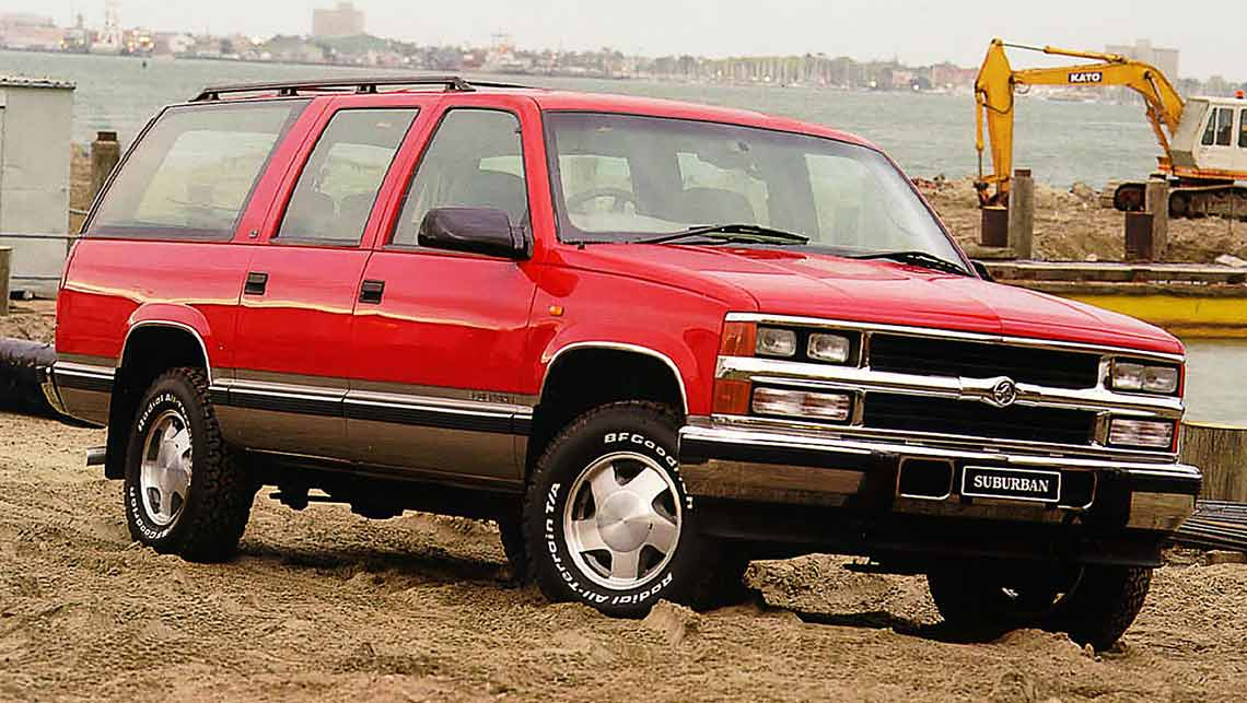 Used Holden Suburban review: 1998-2001 | CarsGuide